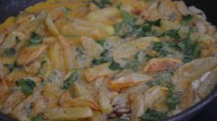 Le match : frites-omelettes algérienne ou tortilla espagnole ?
