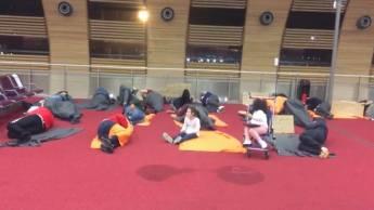 Algériens bloqués à Roissy: des «tractations» en cours