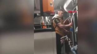 VIDÉO. Agression raciste dans un tramway en Allemagne