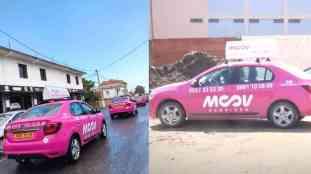 Algérie : des taxis roses par des femmes pour des femmes (Vidéo)