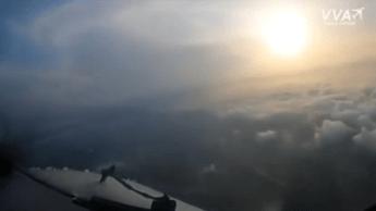 VIDÉO. Air Algérie : atterrissage au coucher de soleil à Alger