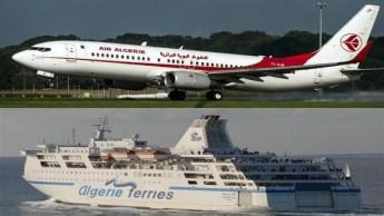 Air Algérie, Algérie Ferries : que peut faire l'Etat ?