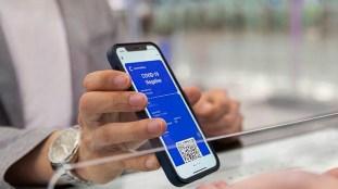 Reprise des vols: la France teste un certificat de voyagedigital