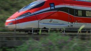 Rome – Milan : lancement du premier TGV « sans Covid » en Italie