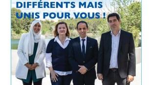 La photo d'une candidate voilée suscite la polémique en France