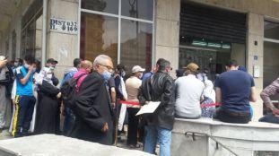 Réouverture des frontières : l'agence Air Algérie Audin prise d'assaut