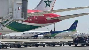 Que faisait cet avion Tassili Airlines à Casablanca ?