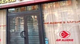 Air Algérie ferme ses agences à Paris et à Marseille