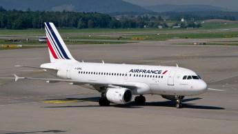 Air France : premiers vols commerciaux avec l'Algérie