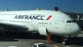 Vols Air France : où seront confinés les passagers en Algérie ?