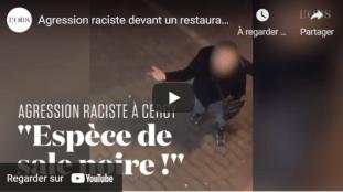 Vidéo. France : tollé après des injures racistes d'un Algérien