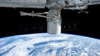 Alger photographiée par un cosmonaute depuis l'espace