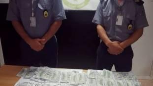 Aéroport d'Alger : saisie d'une importante somme en devises sur un passager