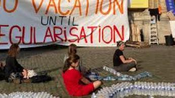 Belgique : vers la régularisation de sans-papiers algériens
