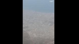VIDÉO. Magnifique atterrissage du vol Transavia Paris – Oran, ce jeudi