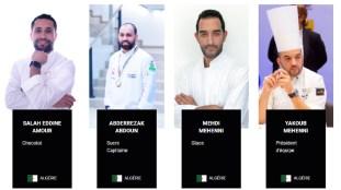 Coupe du monde de la pâtisserie : l'Algérie classée 10e