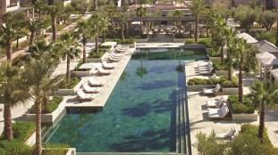 Le Four Seasons Marrakech : l'hôtel de rêve où loge l'équipe d'Algérie