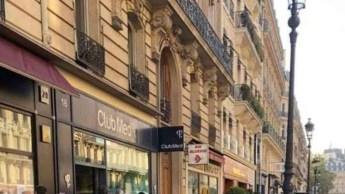 Agence Air Algérie Paris Opéra : « Revenez plus tard »