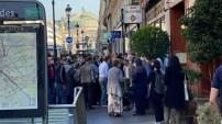 Air Algérie, agence Opéra : 7h du matin, ticket n°192 (vidéo)