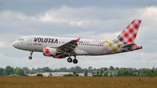 Vols Volotea entre la France et l'Algérie : nouveau report