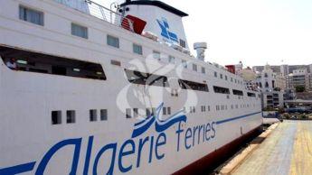 Algérie Ferries : pagaille et tensions au port d'Alicante (vidéo)