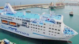 Reprise chez Algérie Ferries: débuts difficiles en France