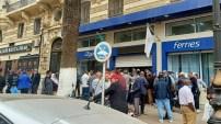 L'agence Algérie Ferries à Lyon a failli être évacuée par la police