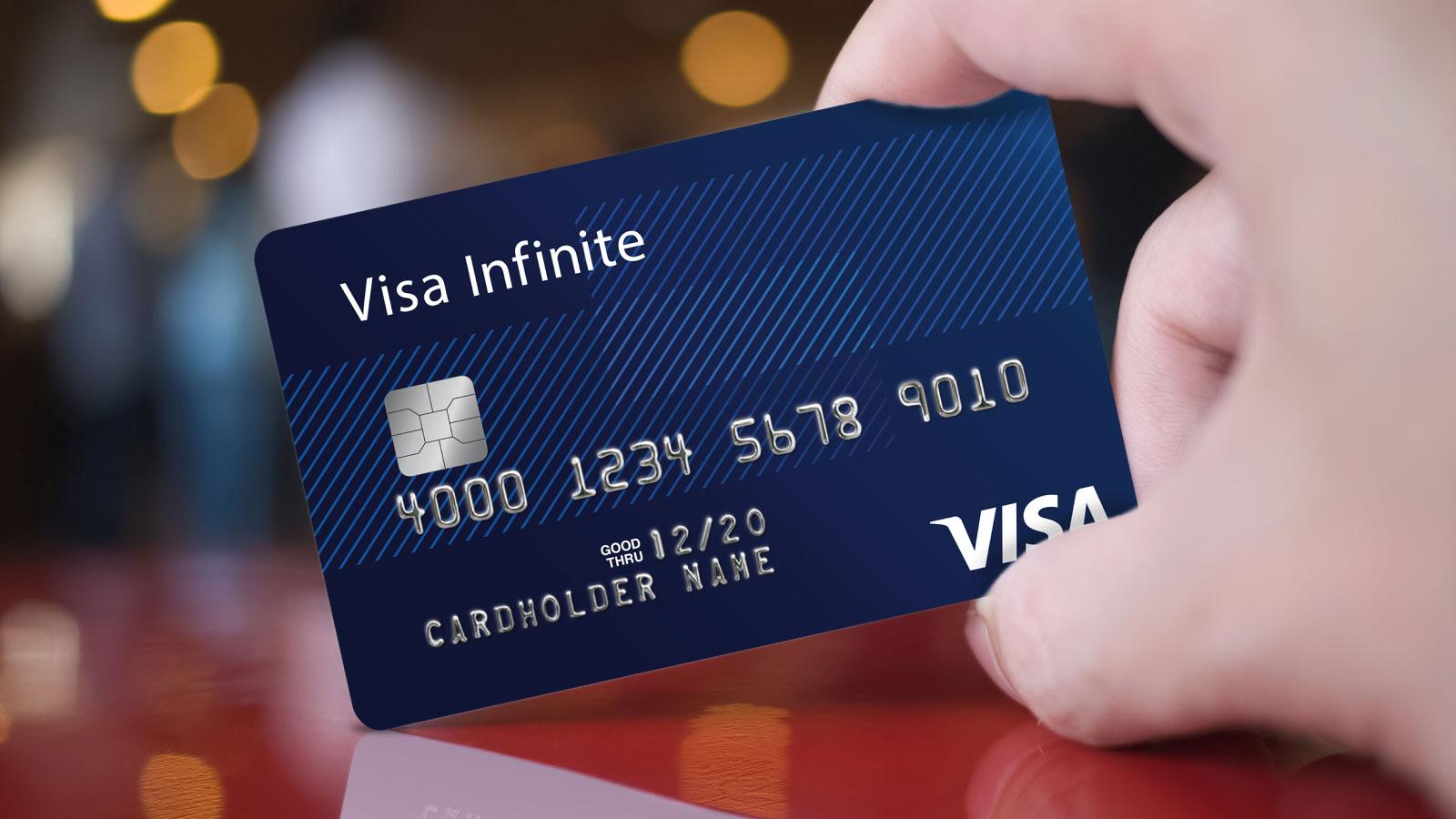 Visa Infiniteカード特典   Visa