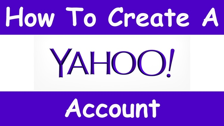 how do i create a new yahoo account