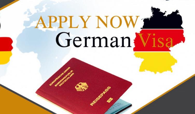 Germany Visa Application Form Guide German Visa Types
