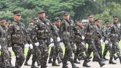 Philippine Army Opens Recruitment