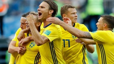 Sweden reach World Cup quarterfinals