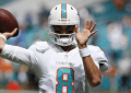 Miami Dolphins' Brock Osweiler gets nod