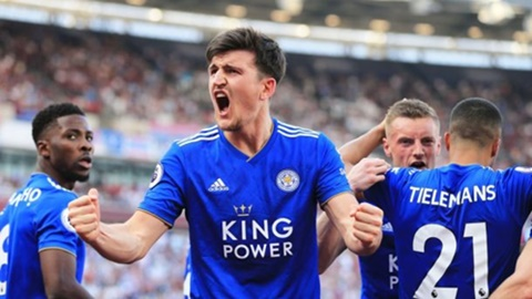Man United Agree Record Deal to Sign Maguire