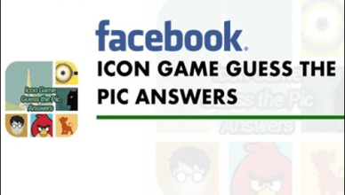 Facebook Messenger Guess Icon Game