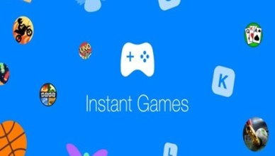 Instant Games play in Facebook
