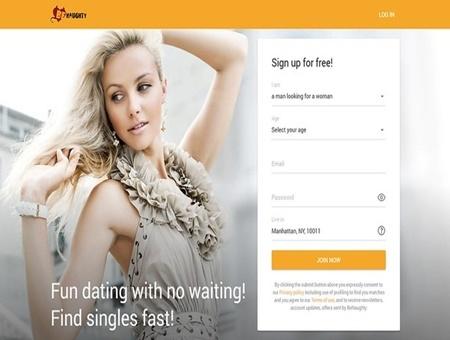 Online dating sites no login
