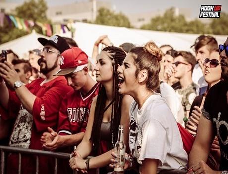 Facebook Hook Up Festival