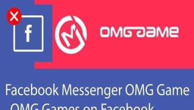 Messenger OMG Game On Facebook