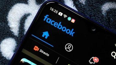 Dark Mode Facebook Settings