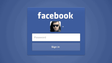 Login Facebook Profile Account