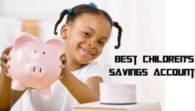 Best Children's Savings Accounts