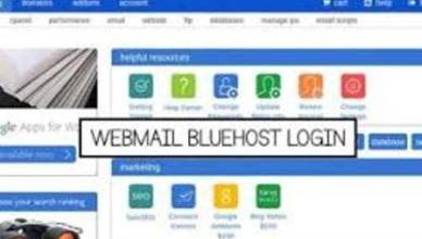 Webmail Bluehost Login: How to Log In to Bluehost with Webmail