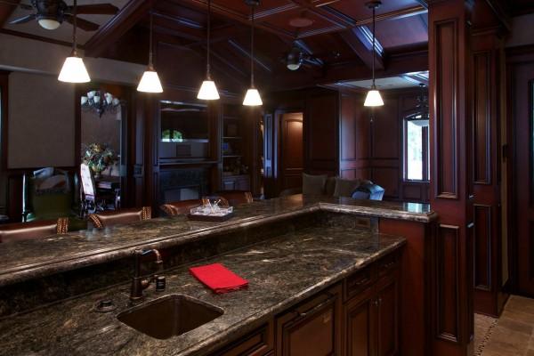 Visalia Counter-Top Design» The Home Bar