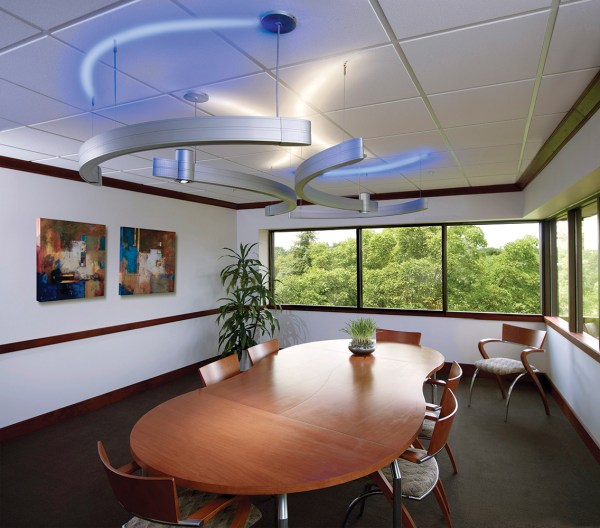 Workplace Lighting Office Design Visa
