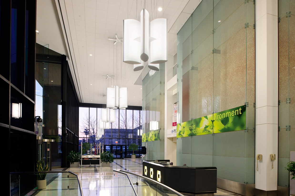 workplace lighting office lighting