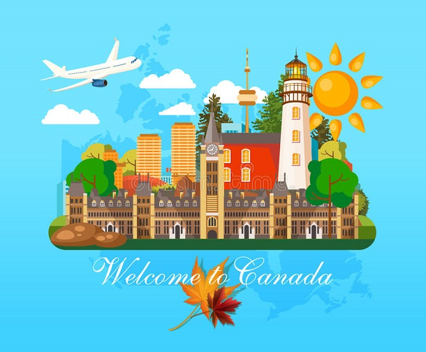 Visa thăm thân Canada