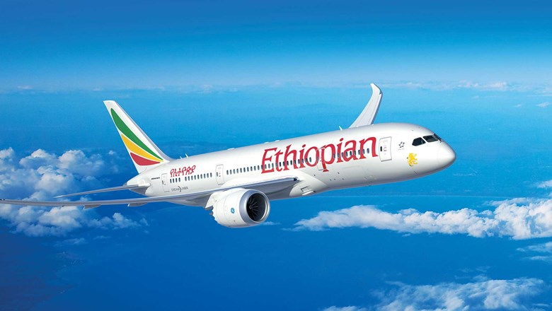 "Ethiopian Airlines cited the ""travel of the huge African community in the Houston area."