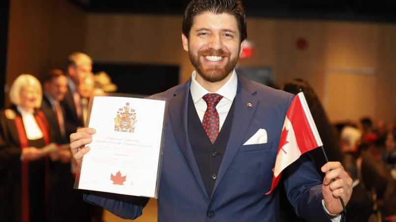 New Canadian Citizens