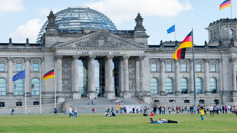 Nationals of those countries do not require a visa for visits to Germany lasting no longer than three months in a six-month period.